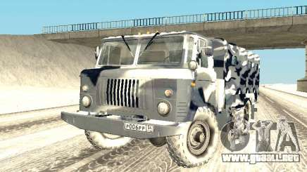 GAZ-66 para GTA San Andreas