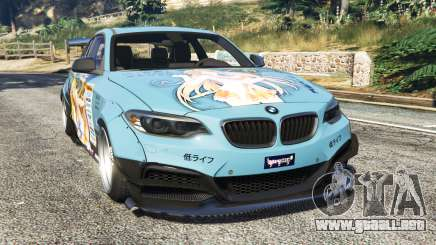 BMW M235i (F87) 69Works [add-on] para GTA 5