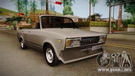 VAZ 2105 Convertible para GTA San Andreas