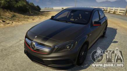 Mercedes-Benz A45 AMG Edition para GTA 5
