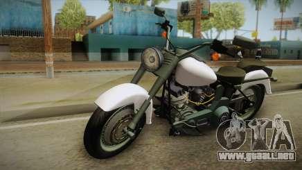 Harley-Davidson FLSTF 1990 v1.1 para GTA San Andreas