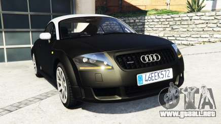 Audi TT (8N) 2004 v1.1 [replace] para GTA 5