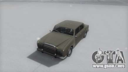 Stafford Winter IVF para GTA San Andreas