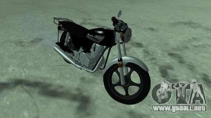 Ciclomotor alfa v. 0.1 para GTA San Andreas