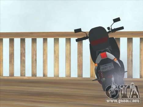 GTA IV Faggio Traveler para la visión correcta GTA San Andreas