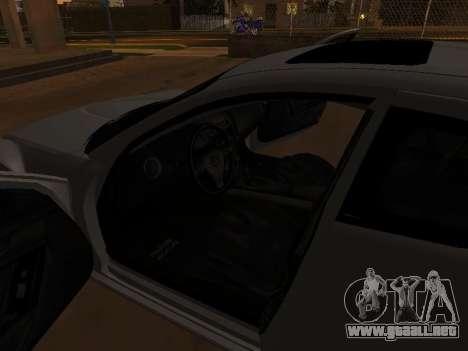 Mazda RX-8 para el motor de GTA San Andreas