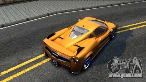 GTA V Progen Anubis para GTA San Andreas