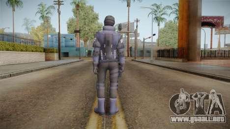 New SWAT para GTA San Andreas
