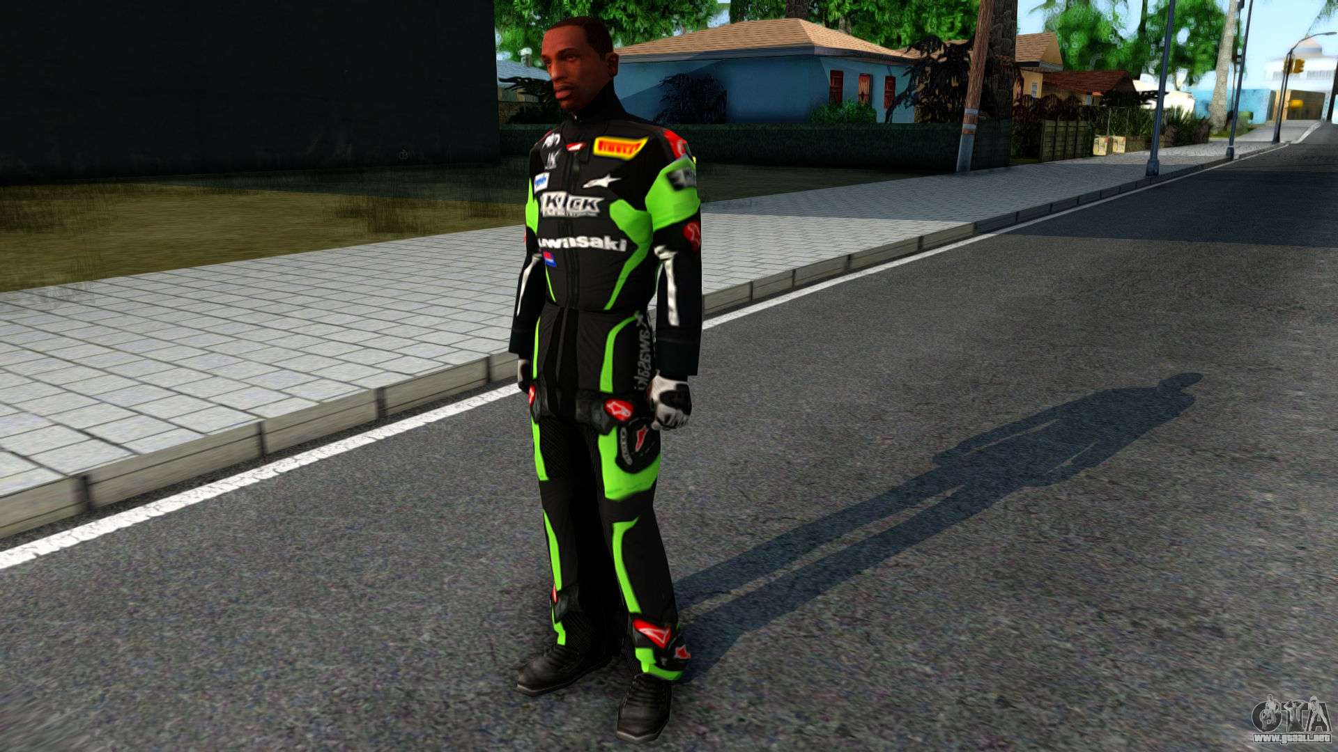 Gta online racing outfit for women