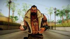 The Amazing Spider-Man 2 Game - Kraven para GTA San Andreas