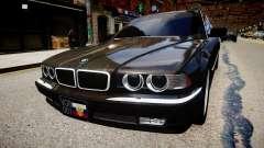 BMW 750iL E38 para GTA 4