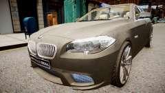 BMW 550i F10 v2 para GTA 4