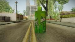Sprunk Grenade para GTA San Andreas
