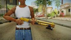 Killing Floor Combat Shotgun Gold para GTA San Andreas