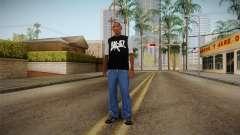 T-shirt de AK47 para GTA San Andreas