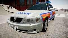 Met Police Vauxhall Omega