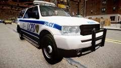 Police Landstalker-V1.3i para GTA 4