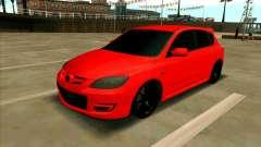 Mazda 3 Red