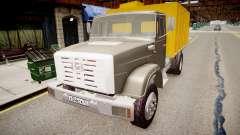 ZIL 4331 Camión de la Basura para GTA 4