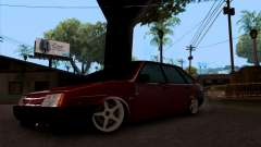 VAZ 2109 BPAN para GTA San Andreas