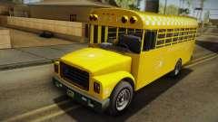 GTA V Vapid Police Prison Bus