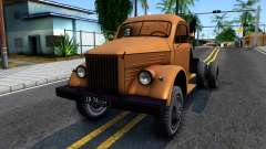 GAZ-51 de camiones de Remolque