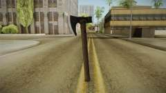 Bikers DLC Battle Axe v1 para GTA San Andreas