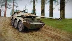 AMX-10RC para GTA San Andreas