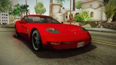 Declasse Coquette 2002 IVF para GTA San Andreas