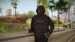 GTA Online Military Skin Black-Negro