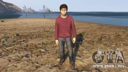 Harry Potter Update para GTA 5