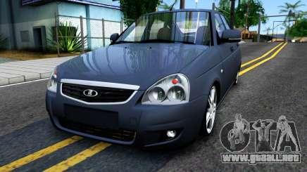 Stock VAZ 2172 para GTA San Andreas