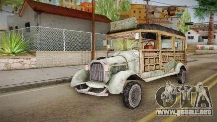 Autobús De Cthulhu para GTA San Andreas