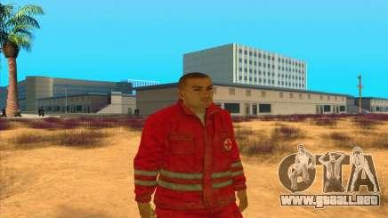Formulario médico de DayZ Standalone para GTA San Andreas
