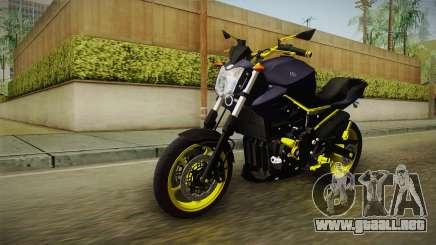 Yamaha XJ6 para GTA San Andreas