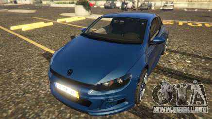 Portuguese Republican National Guard - Scirocco para GTA 5