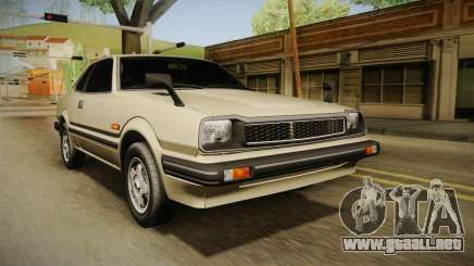 Honda Prelude 1980 para GTA San Andreas