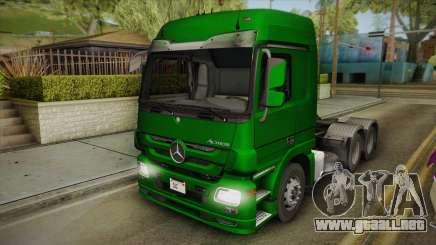 Mercedes-Benz Actros 2646 para GTA San Andreas