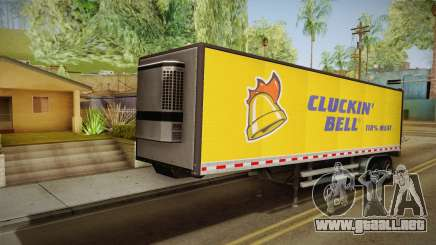 GTA 5 Refrigerated Trailer IVF para GTA San Andreas