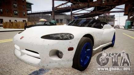 Aston Martin Vanquish NYPD para GTA 4