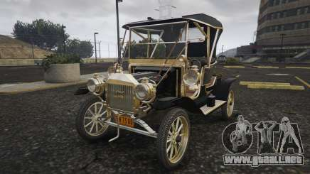 Ford T 12 model 2 para GTA 5