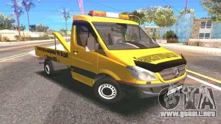 Mersedes-Benz Sprinter para GTA San Andreas