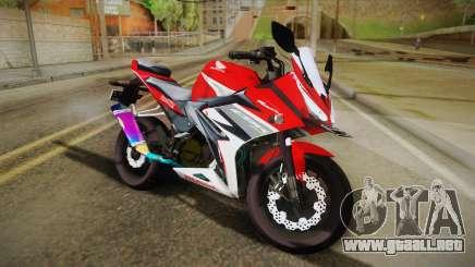 Honda CBR150R 2016 Racing Red para GTA San Andreas