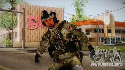 Multitarn Camo Soldier v2 para GTA San Andreas