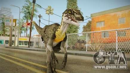 Primal Carnage Velociraptor Thunderstruck para GTA San Andreas