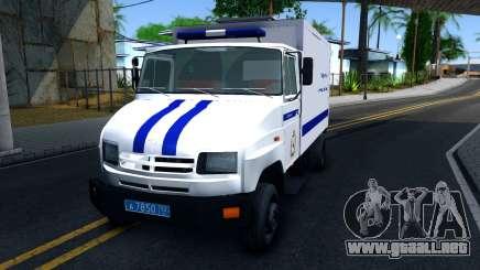 ZIL 5301 Toro de Arroz para GTA San Andreas