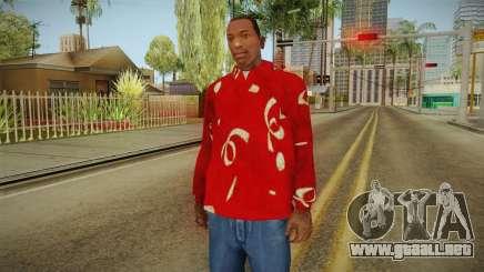 Sudadera de navidad para GTA San Andreas