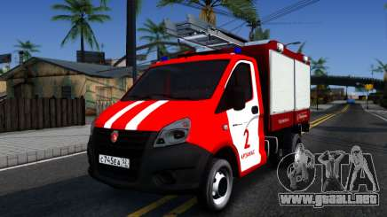 La Gacela De Fuego para GTA San Andreas