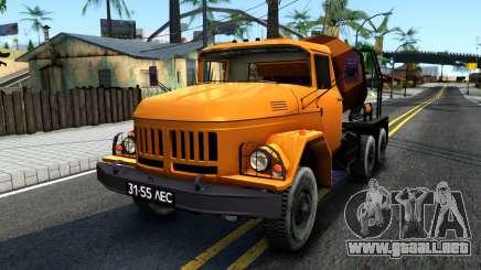 ZIL-131 Camión para GTA San Andreas
