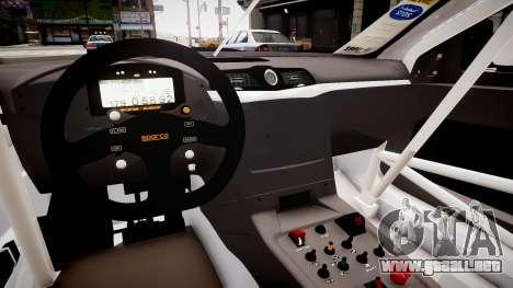 Maserati GranTurismo MC para GTA 4 vista interior